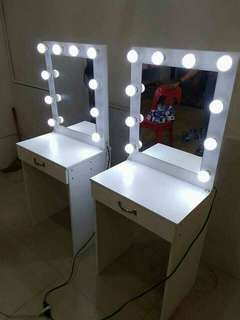Vanity Mirror/ Table