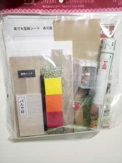 DIY 日式 手工可愛小屋子 壽司店(未組裝品)