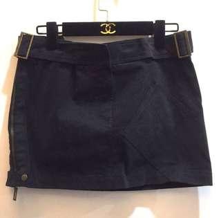 Tiffany衣櫃 義大利設計師品牌質感短裙
