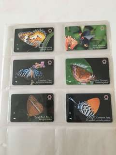 TransitLink Card -BUTTERFLIES