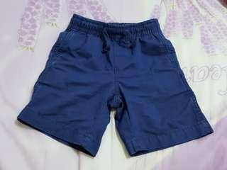 Gap男童深藍短褲