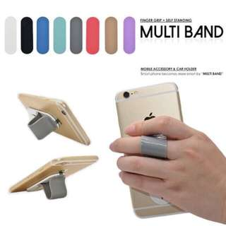 Mobile Band Smart Grip Stand Holder