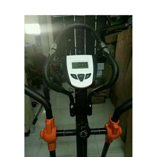 crosstrainer bike tanpa tempat duduk paling bagus dan murah