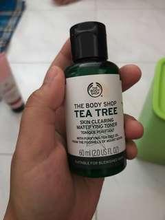 TEA TREE SKIN CLEARING MATTIFYING TONERP
