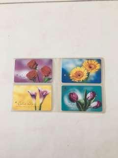 SMRT Card - Flowers (Rose & ......)