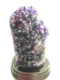 Top Grade Uruguay Amethyst Crystal Geode