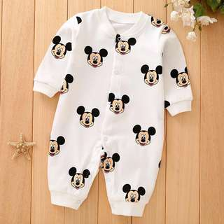 👶🏻(PO) Mickey Mouse Onesie for Baby