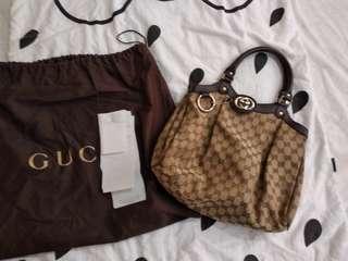 Gucci women hand bag