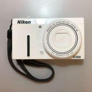 Nikon P330 12MP 5X Zoom