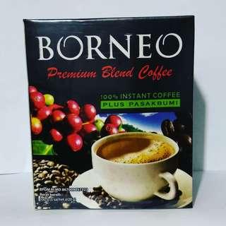Kopi Herbal Borneo ( Plus Pasak Bumi )