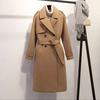 Elegant Classy Winter Thick Coat