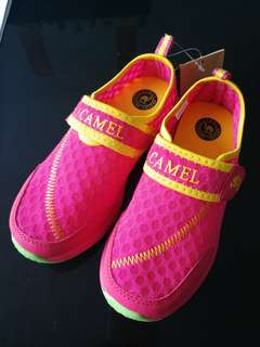 Camel outdoor netted Shoes