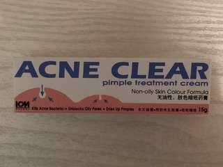 Obat jerawat/acne/pimple