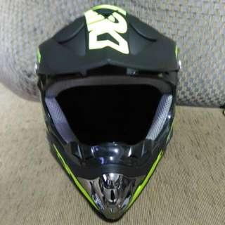Fullface Helmet, XL size