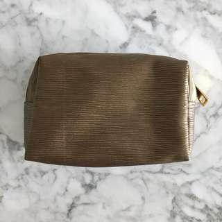 Multipurpose Bronze Pouch