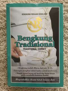 Bengkung Tradisional Nona Roguy