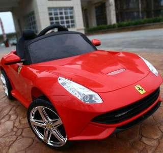 Ferrari Kiddie Car