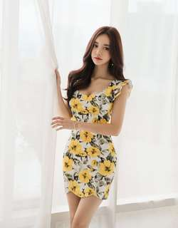 (S - XL) Bodycon Dress