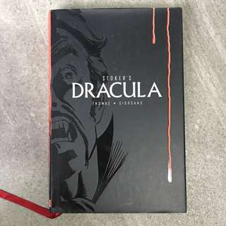 Stoker's Dracula (hard cover) Direct Edition