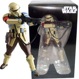 Star Wars Rogue One Shore Trooper Sega 1/10 Premium figure Japan