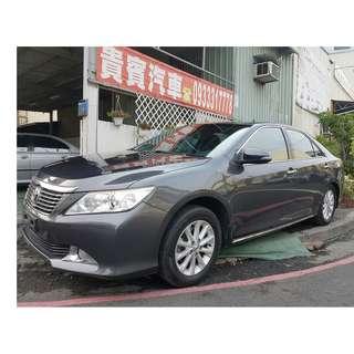 ❤️貴賓汽車 Toyota Camry 全車原版件 實跑不到8萬
