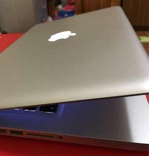 2013 Macbook Pro 13 inch intel i5 2.5G 4G DDR3 Ram 500G HDD