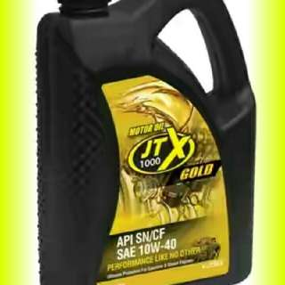 JTX Engine Oil