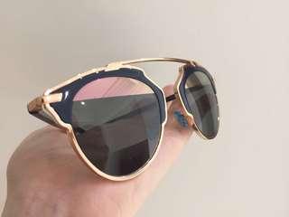 Dior so real 雙色太陽眼鏡