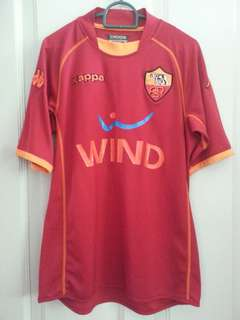 AS Roma 2008/09 home kit
