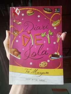 Novel Diark Diet Lola