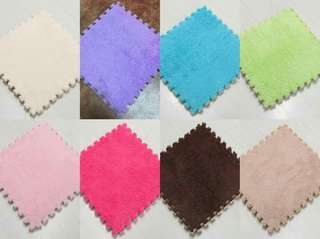 Carpet Puzzle Mat
