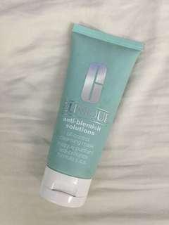 Clinique Anti Blemish Solution Mask