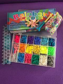 Rainbow Loom Kit and Collections