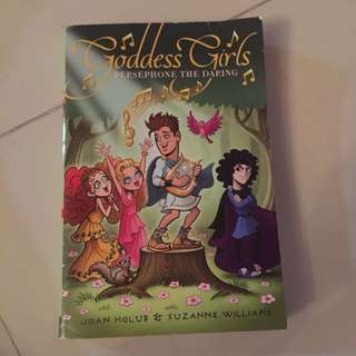 Goddess Girls Book 11