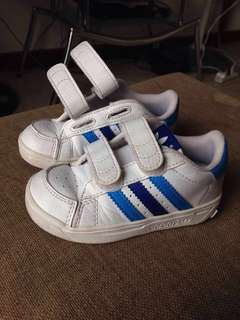 Authentic Adidas Ortholite for toddler boys