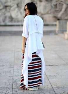 Sass & Bide White Shadows Shirt
