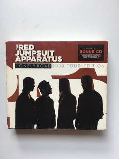 [EVERYTHING MUST GO SALE!] The Red Jumpsuit Apparatus: Lonely Road 2009 Tour Edition
