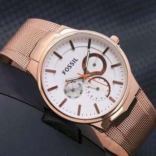 jam tangan fossil pasir
