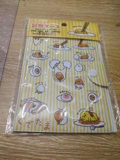 Authentic Sanrio Gudetama Passport Cover