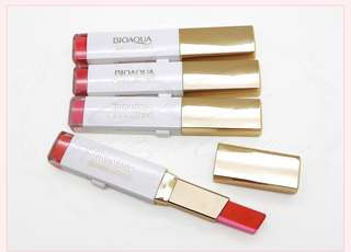 Two Tone Lipstick Stereo Color Lip Bar
