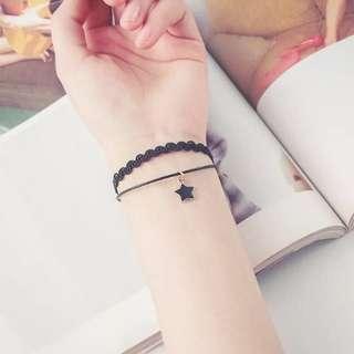 Black start Bracelet
