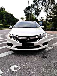 SAMBUNG BAYAR/CONTINUE LOAN  HONDA CITY S SPEC 1.5 AUTO YEAR 2017 MONTHLY RM 830 BALANCE 8 YEARS NEW ROADTAX  PUSH START BUTTON  DP KLIK wasap.my/60133524312/city