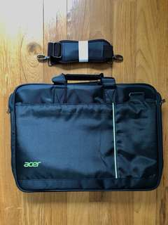 Authentic New Acer Laptop Bag (up to 15 inches)