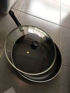 Deep Frying Pan