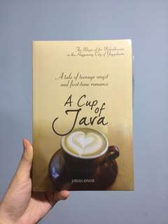 A cup of java - Joriah Anwar
