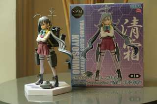 Kiyoshimo - Sega Kantai Collection: Kancolle: SPM Super Premium Figure