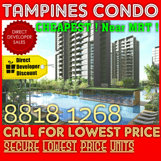 Best Value Tampines Condo Limited-Time SALE !!