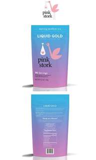 Pink Stork Liquid Gold Nursing Tea