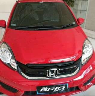 Mobil Honda Brio Dp 16 juta Angsuran 3.233.000