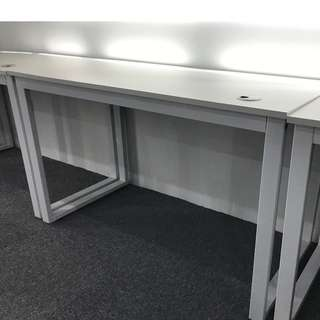 White Office Study Table. We have 29 of them!